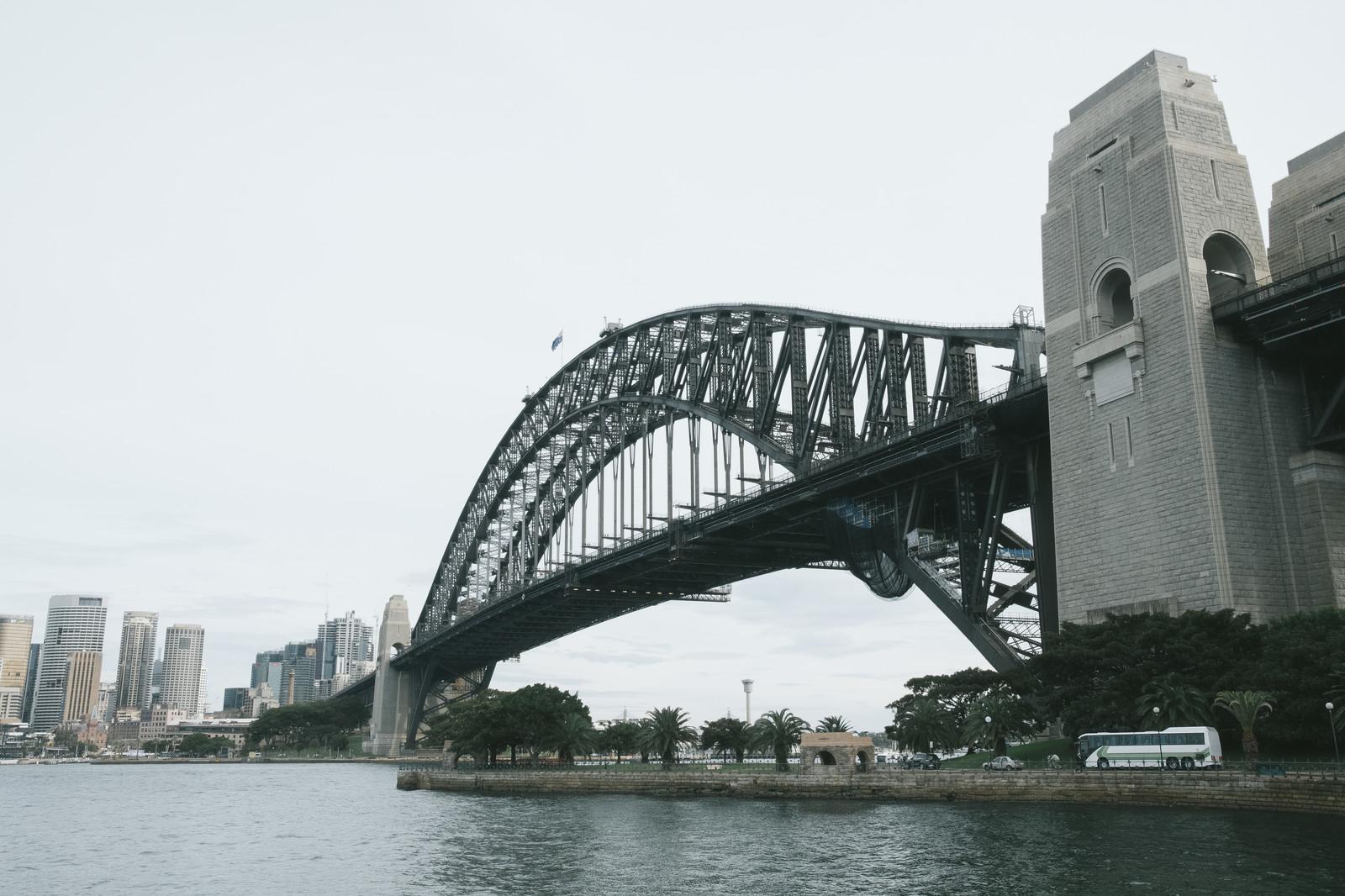 オーストラリア ハーバーブリッジ