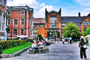 Newcastle University/ニューカ...