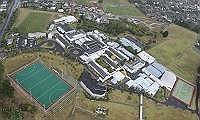 Rangitoto College campus
