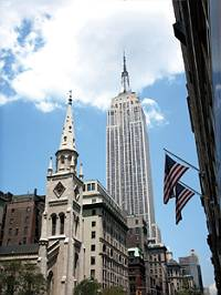 St. Giles New York